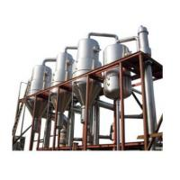 Industrial Three Effect / Four Effect Falling Film MVR Evaporator Manufactures
