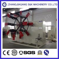 Automatic Hdpe pipe machine , Plastic Hdpe Pipe Coiling Machine Manufactures