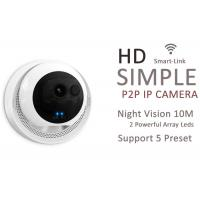 Dome 2 Way Talk Wireless Night Vision Security Camera PTZ  High Resolution Manufactures
