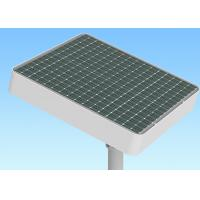 China Outdoor Solar Powered Led Parking Lot Lights 30 Watt With Li - Ion Battery on sale