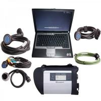 V2017.07 MB Star Diagnosis SD Connect  Compact C4 MB Star C4SD CONNECT With Dell D630 Laptop Manufactures