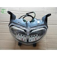 Customized Piaggio Motorcycle HEADLIGHT ASSY for Typhoon 125 35W Manufactures