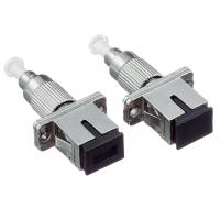 Quality Metal Type Hybrid Fiber Adapter 2.5mm - 1.25mm For Visual Fault Locator for sale