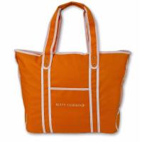 Personalized Summer Beach Tote Bags , Fashionable Summer Tote Bags Manufactures