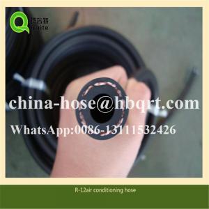 China High Quality auto rubber A/C Hose /SAE J2064/R134A on sale