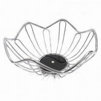 Iron Wire Fruit Basket Manufactures