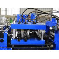 New technology 80-300 Mm Automatic C Z Purlin Roll Forming Machine PLC Control System Manufactures
