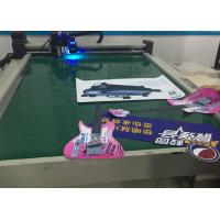 Quality Printing sticker cutting plotter small production making cutting table for sale