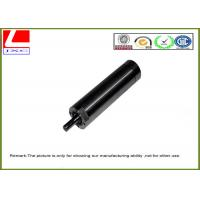 Machined Metal Parts silkscreen equipment stainless steel shaft with cataphoresis Manufactures