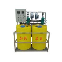 Chemical Dosing Equipment With Dosing Pump , Chemical Injection Systems For Oil And Gas