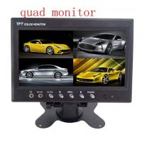 Heavy Duty TFT Digital Rear View Car Lcd Monitor PAL / NTSC For Truck Manufactures