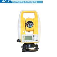 Quality Reflectorless (optional) Land Surveying Total Station for sale