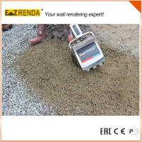 China Sliver Color Concrete Construction Equipment No Need Petrol / Gas on sale