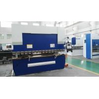 Automatic CNC Press Brake Steel Plate Bending Machine ISO 9001 Certification Manufactures
