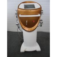 China Vacuum Ultrasonic Cavitation Slimming Machine , RF Skin Tightening Equipment on sale