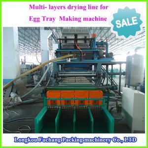 China egg tray making machine price on sale