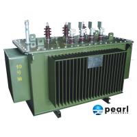 11 KV - 800 KVA , Oil Immersed Power Transformer , Anti - Lightning Impulse Manufactures