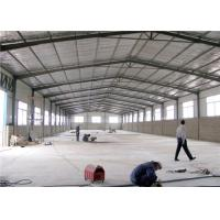Demountable Large Metal Storage Buildings , Galvanized Prefab Storage Buildings Manufactures
