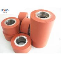 China High quality rubber  wheel Silicone Wheels, Silicone Wheels Suppliers and Manufacturers on sale