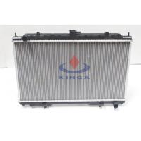 Car Nissan Radiator heater , Auto high performance aluminum radiator for MAXIMA ' 2003 A33 Manufactures