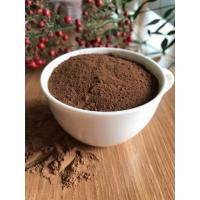 No Foreign Matters High Fat Cocoa Powder , 100 Percent Cocoa Powder For Restaurant Manufactures