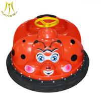 Hansel   china toys cars ride kids electric token remote control bumper car Manufactures