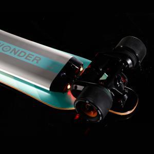China Led Light Electronics Electric Skateboard , High Torque Remote Control Skate Board on sale