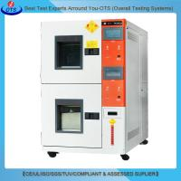 Programmable Easy operation Laboratory Constant Temperature Humidity Dust Climate Test Chamber Price Manufactures