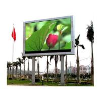 5mm Clear Billboard Advertising Led Display Screen For Outdoor 160 Degree Manufactures