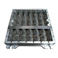 Plastic 30 Cavities Egg Tray Dies Paper Egg Box Aluminum Moulds with CNC Manufactures
