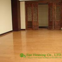 Indoor Waterproof Bamboo Flooring For Sale,Carbonized Indoor Bamboo Flooring With Glossy Manufactures