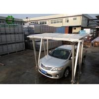 PV Carport Solar Mounting 2020  Aluminum Structure Solar Bracket  High Recyclable Value Lower Waste Disposal Costs Manufactures