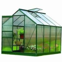 6X8FT aluminum greenhouse with reasonable price Manufactures