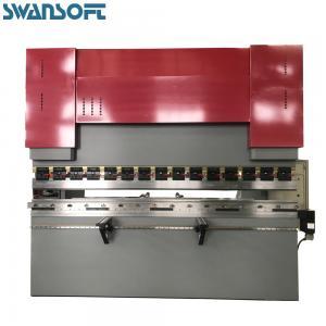 600T 6000mm Chinese best press brake WC67Y series metal bending machine for steel industry hydraulic metal sheet bender Manufactures