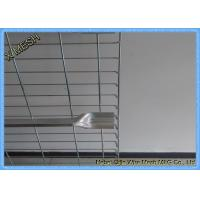 """24"""" X 46"""" Steel Welded Wire Mesh Panels Sheets Chrome Plated Storage Racking Manufactures"""