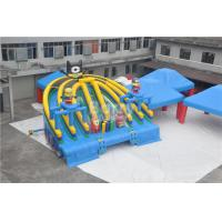 China Minion Inflatable Water Slide on sale