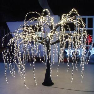 China LED Warm Light Willow Tree on sale