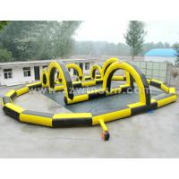 0.55mm PVC HOT inflatable Cheap racing go karts for sale Manufactures
