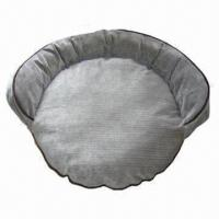Big Bolster Dog Bed, Designed for Older Pet Who Needs Little More Support and Comfort Manufactures