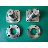 SS Precision Cnc Machined Parts 28-30 HRC Hardness ISO 9001 Approved Manufactures