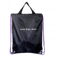 Shopping Recycable Outdoor Sports Backpack W33*H45 cm Soft-Loop Handle Manufactures