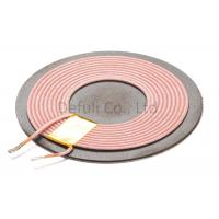 Smart Phone Qi Wireless Receiver Coil 0.08*105P Wire Dia With ISO SGS Listed Manufactures