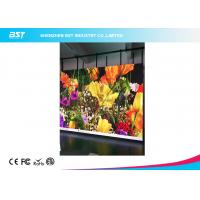 China IP43 Indoor P5 SMD2121 Advertising LED Video wall Screen Slim Cabinet (>1200nits ) on sale