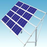 Fewer Penetration Solar Panel Pole Mount Innovative Design 5kw Solar Energy