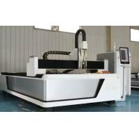 500W Metal CNC Fiber Laser Cutting Machine With Ipg / Maxphotonics Laser Source Manufactures