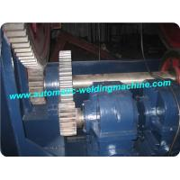 China Automatic Welding Positioner with Electric Turntable, VFD control rotary welding table on sale