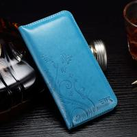 Quality Press Print Universal Cell Phone Leather Wallet Case Beyond 4.7 Inch Five ID Card Slot for sale