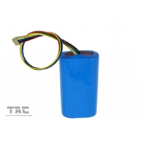 China 3.7V 18650 Lithium-ion Battery Pack 4.4Ah for Camera safety and Protection System on sale