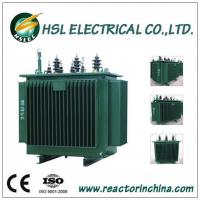 oil immersed three phase pole mounted transformer Manufactures