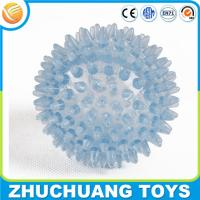 China crystal transparent hand exercise ball,hand therapy ball,massage ball roller on sale